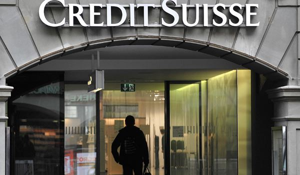 Credit Suisse the Best Global Bank of the year