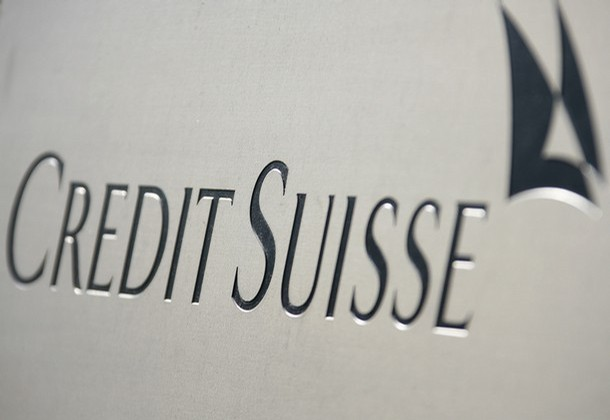 Credit Suisse says on road to recovery
