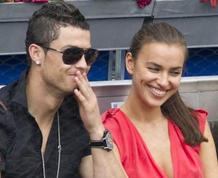 Cristiano Ronaldo And Irina Shayk 2013 Cristiano Ronaldo Irina Shayk