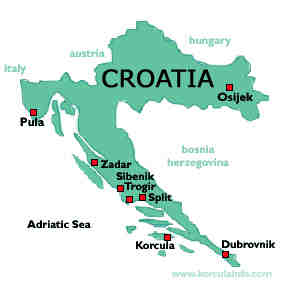 Croatian parliament ratifies border agreement with Slovenia