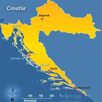 Croatia shifting from budget to high-end destination