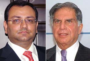 Ratan Tata advises Cyrus Mistry to be his own person