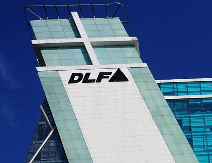 DLF scrip rises 4.04 percent on healthy Q4 earnings