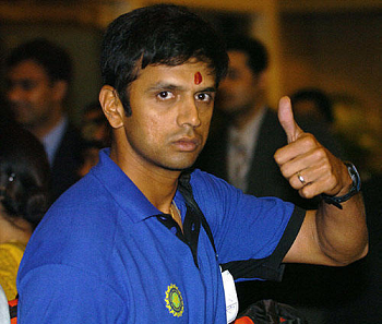 Dravid recalled for England ODI series, Harbhajan dropped