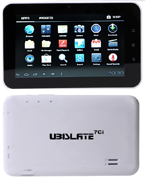 DataWind launches UbiSlate 7Ci in India