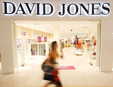 David Jones shares rise 20% following takeover reports