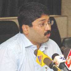 Dayanidhi Maran aims at 7-8 per cent growth rate in textile industry