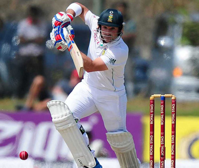 Proteas score 265 for 8 on Day 1 of Galle Test