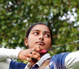Deepika Kumari Pockets First World Cup Title