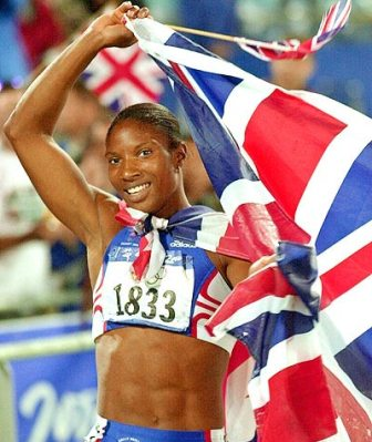 Denise Lewis has 'Perfect Athletic Body': Poll