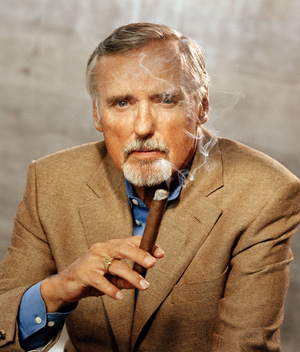 Here is Dennis Hopper.