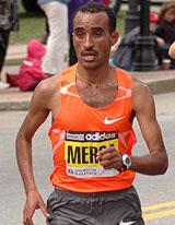 Deriba Merga, Mary Keitany win Delhi Half Marathon