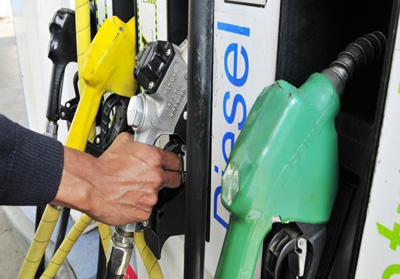 Diesel under-recovery rises to Rs.6.80 a litre