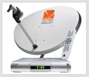 Dish TV books loss in Q2 period; stock slips 6%