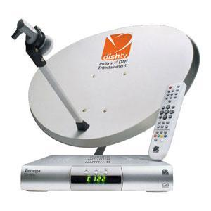 With 9 Mln Customers, Dish TV Becomes Asia's largest DTH Company