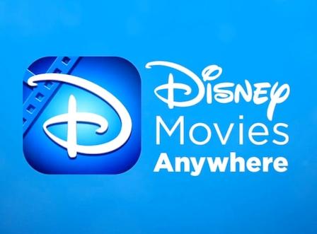 Disney Movies app