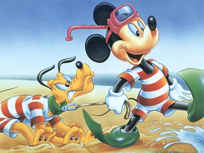 Disney clipart Cartoons Walt Disney Comments Mickey Mouse Donald Duck