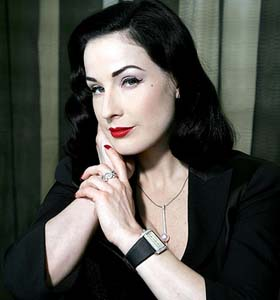 Dita Von Teese102 Dita Von Teese London, July 28 : Dita Von Teese, whose real name is Heather ...