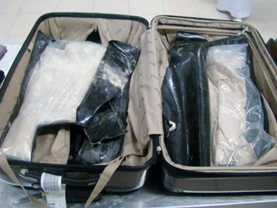 Drug smuggling attempt foiled in Abu Dhabi