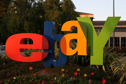 Ebay is most likely to appear in Google's search engine, study