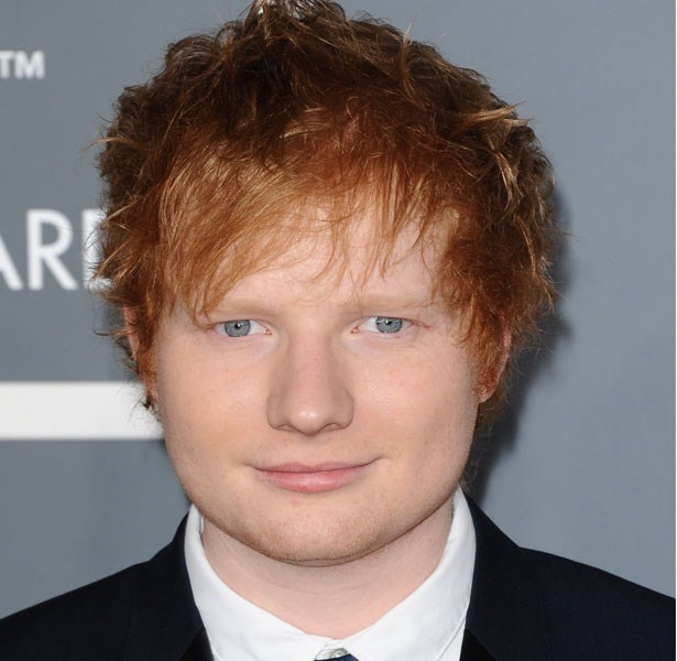 Ed Sheeran's looks discouraged record labels to sign him