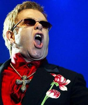 Elton John 'too shy' to meet his idol Oscar Peterson