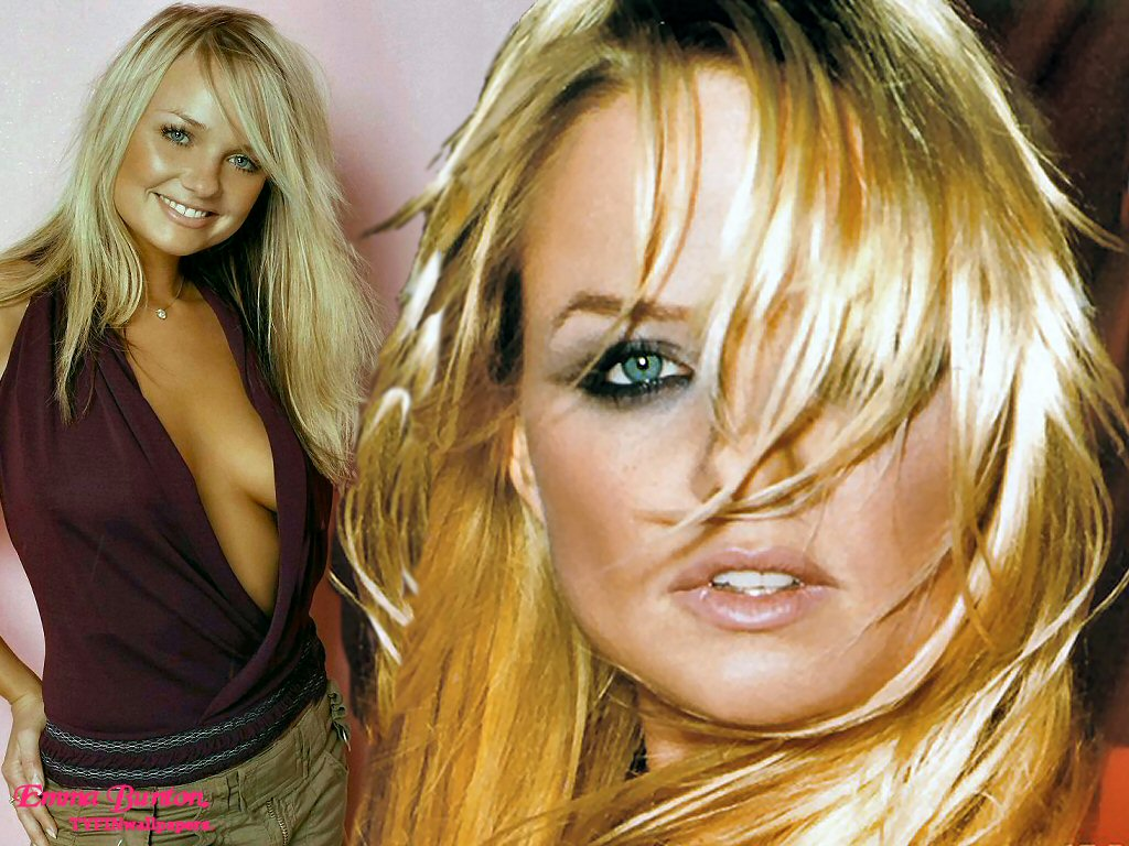 Baby Spice Hair Wallpapers Emma Bunton