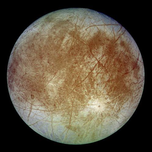 Jupiter's moon Europa may be dynamic enough to harbor life