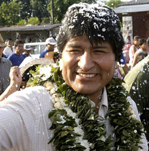 Morales reaches out to opposition after referendum victory
