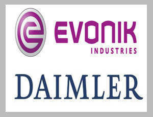 Daimler and Evonik to build battery factory for E-Vehicles