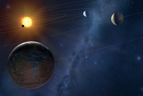 Exoplanets and star
