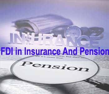 fdi in insurance Finance and investment/insurance and pensions development  foreign direct investment (fdi) is an integral part of an open and effective.