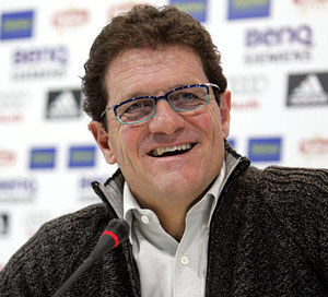 England squad has no scope for complacency, says Capello