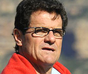 Capello blocks England's World Cup party plans