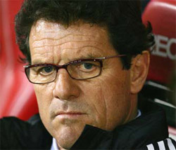 Capello asks team to learn from mistakes made in Brazil defeat