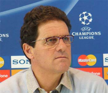 Capello determined to keep all the distractions away from English football team