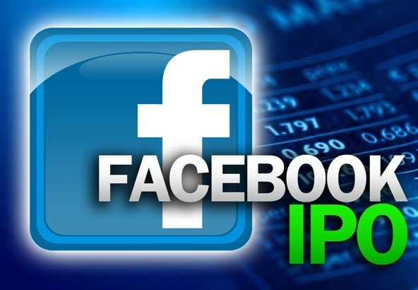 Facebook shares touch IPO level