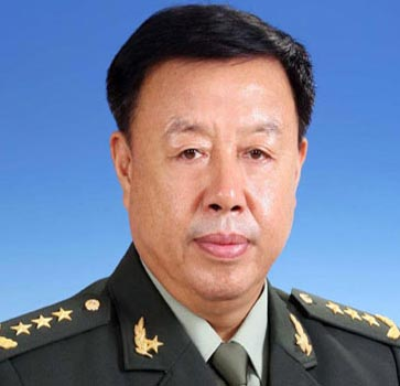 Fan, Xu are vice chairmen of China's top military body