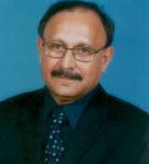 Pakistan's Law and Justice Minister Farooq H Naek