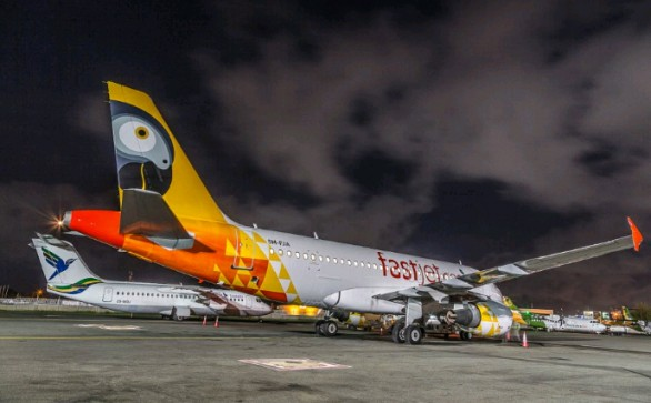 Fastjet gains permission to start international operations from Tanzania