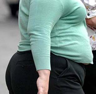 Brit women have ''fat age'' of 92 at 50