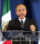 President Calderon promises probe into crash that killed 14