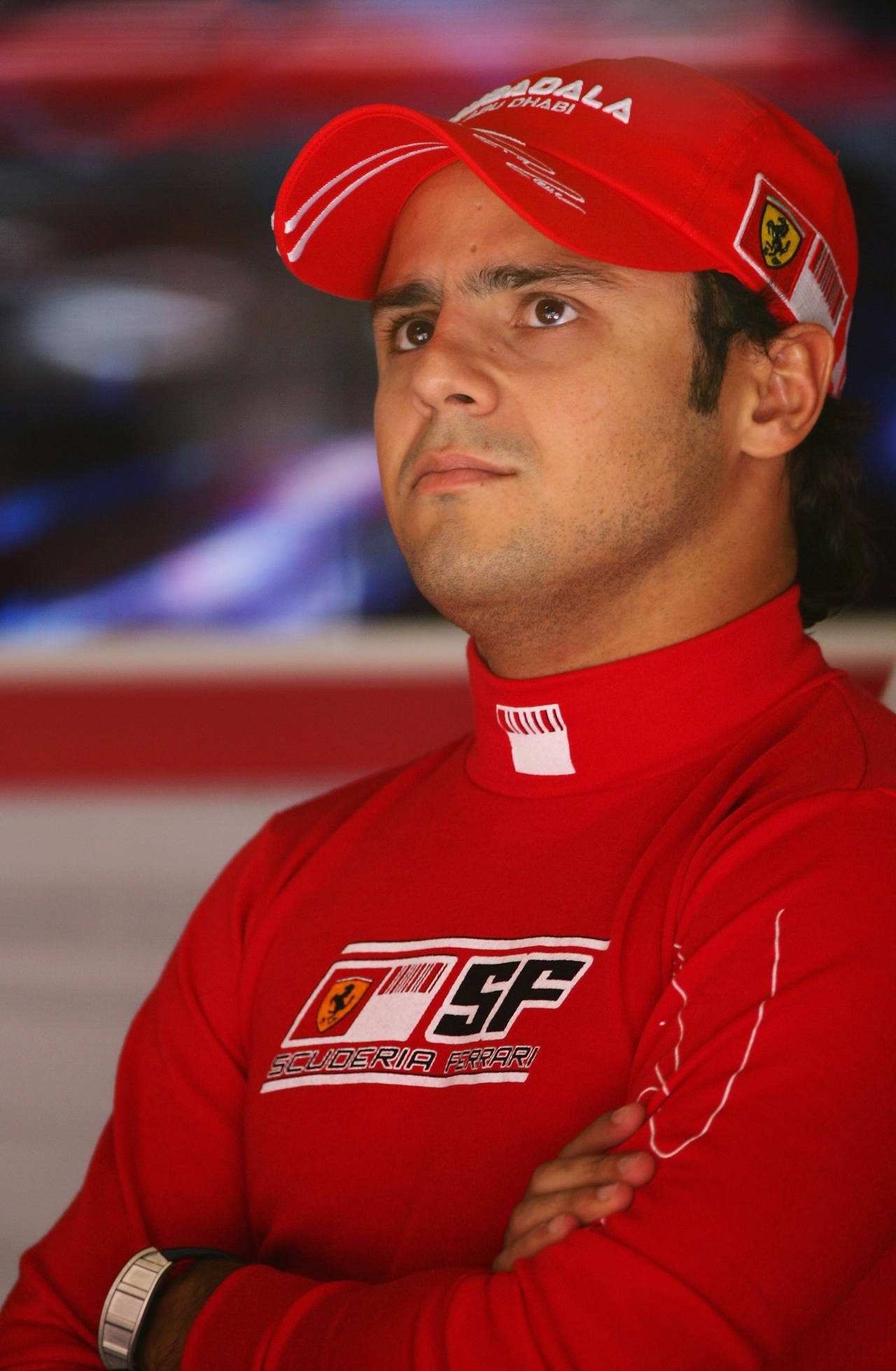 Felipe Massa earned a  million dollar salary, leaving the net worth at 30 million in 2017