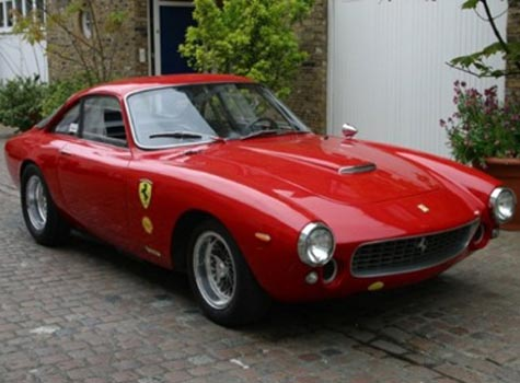 'Rare' Ferrari Berlinetta goes under the hammer for 23m pounds