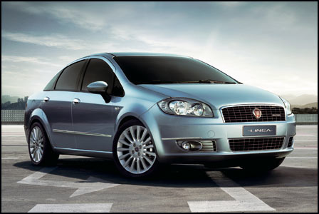 New Fiat Linea 2011. This is a new Fiat model to be