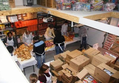 Number of New York food pantries fell 25 percent in 5 years