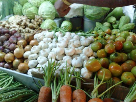 India's annual food inflation up at 17.56 percent