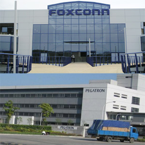 Apple's iPad Mini to be manufactured by Pegatron, Foxconn