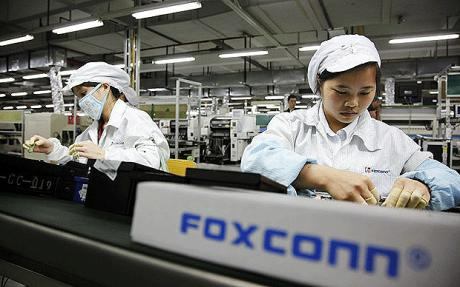 Foxconn again under scrutiny for contentious labor practices