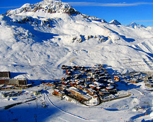 In the land of the Snow King: France's ski resorts